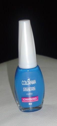 azul f