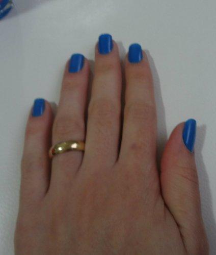 azul f4